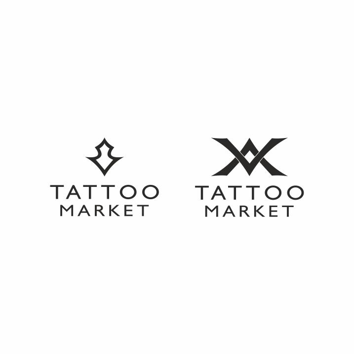 Редизайн логотипа магазина тату оборудования TattooMarket.ru фото f_4225c3cb3dd09eae.jpg