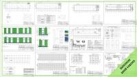 Раздел АР стадии Р производственно-складского комплекса