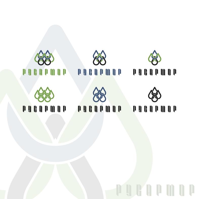 Разработка логотипа технологического стартапа РУСАРМОР фото f_6615a09d3e2eb1e7.jpg