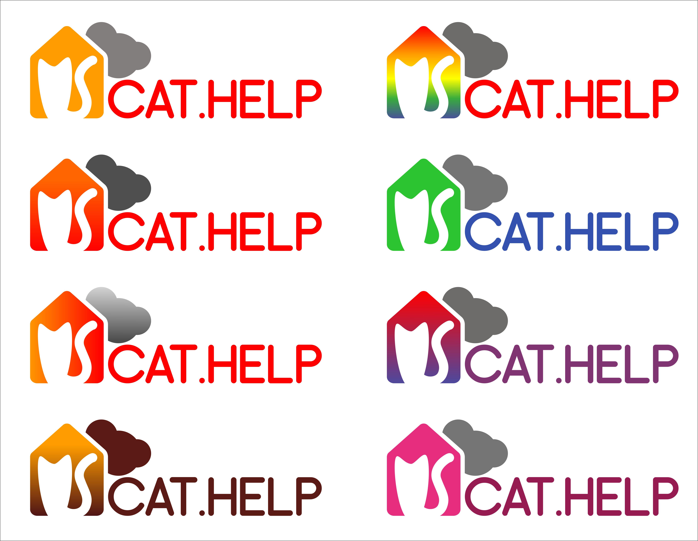 логотип для сайта и группы вк - cat.help фото f_34359e513d95bdc9.jpg