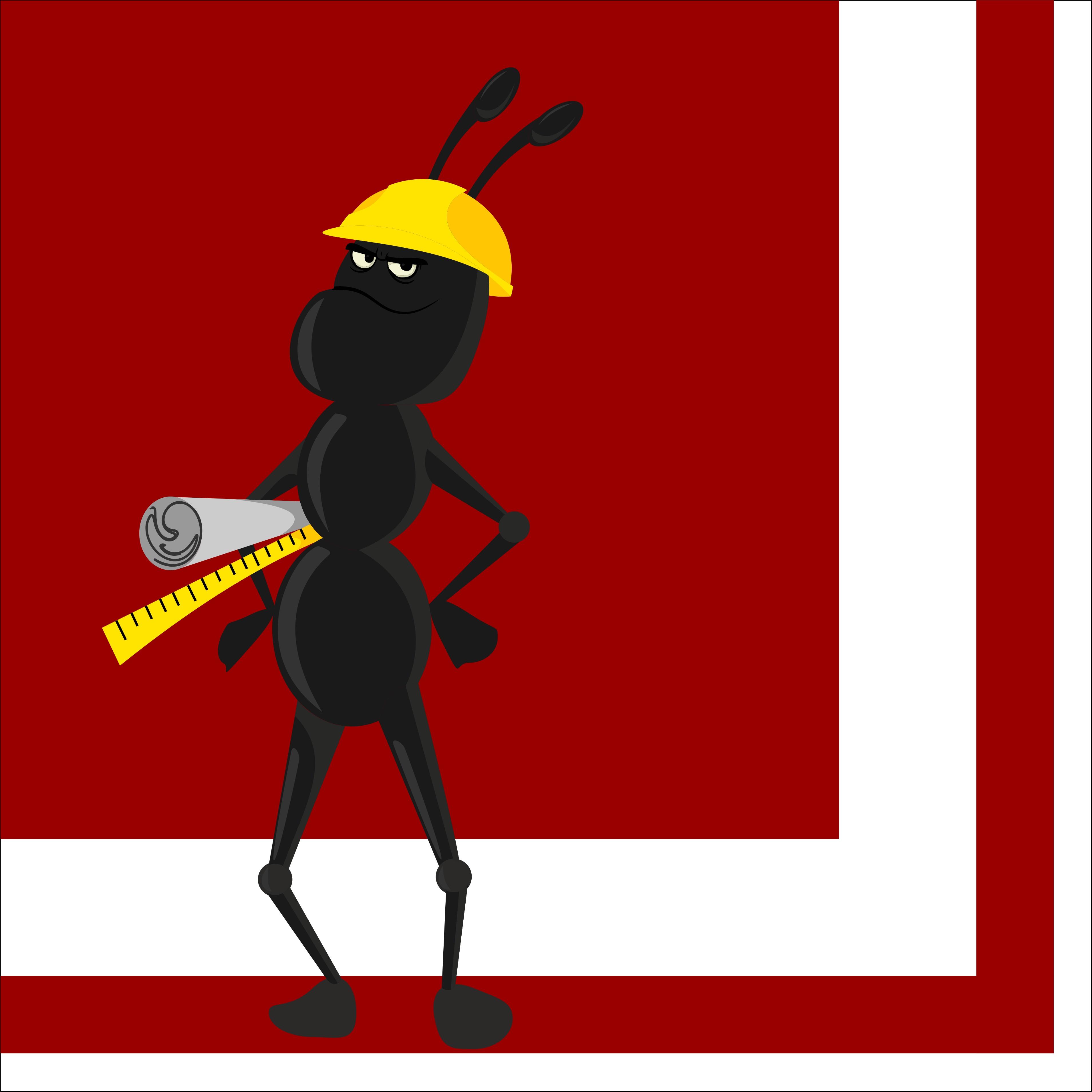 "Необходимо разработать дизайн персонажа ""Муравей"" для сайта  фото f_77157967b8b4fa27.jpg"