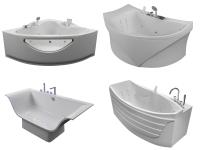 Визуализация ванн, пример 1