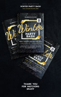 Winter Party Bash