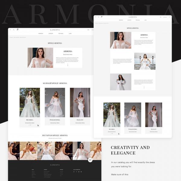 ARMONIA - Wedding Dresses
