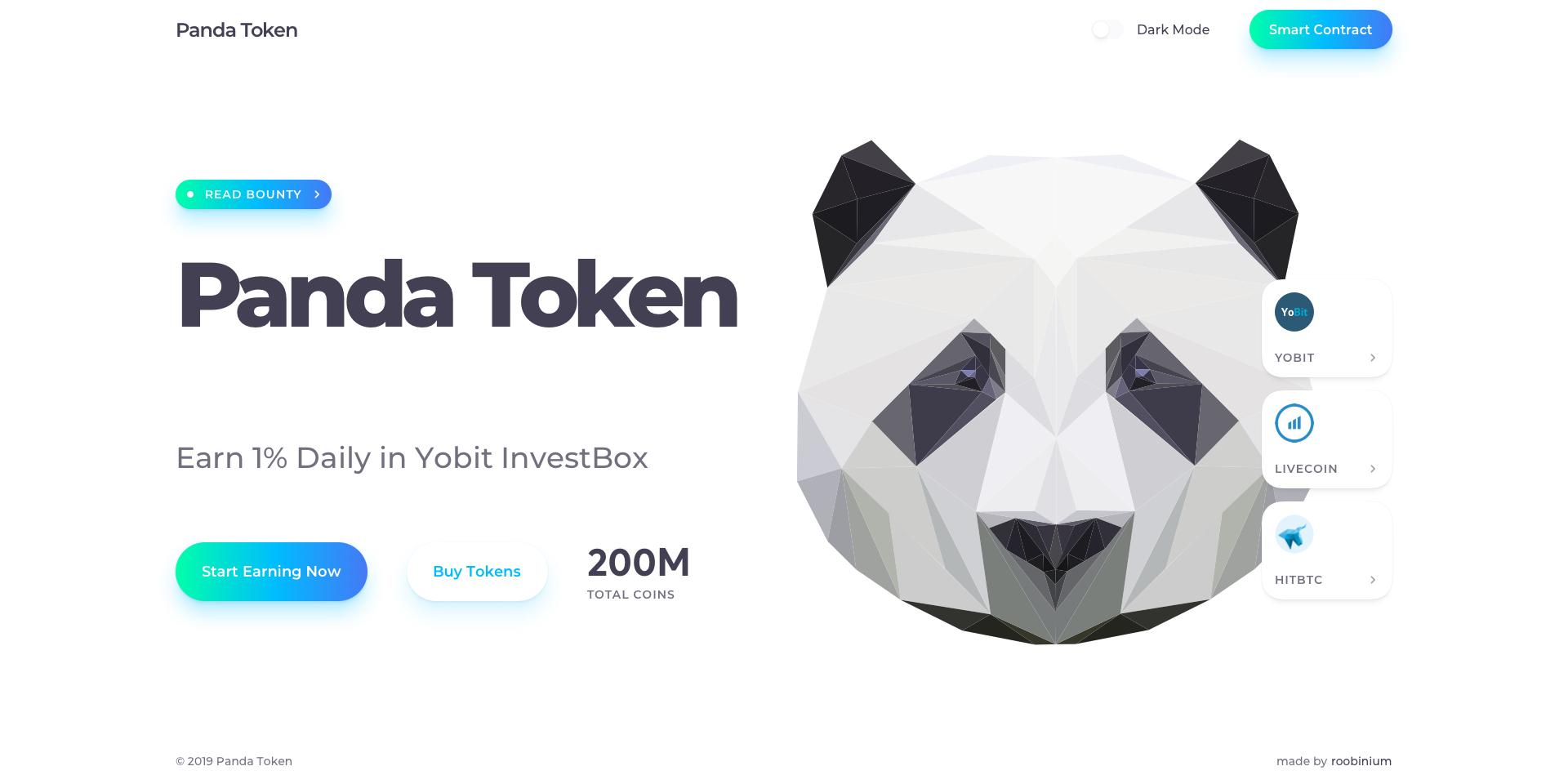 Panda Token