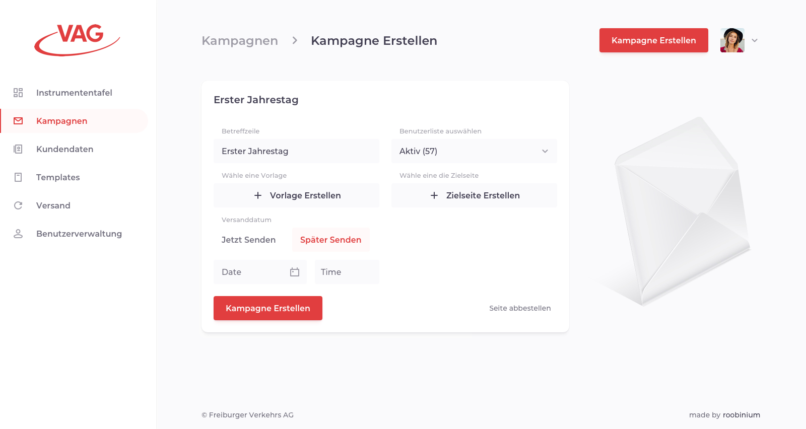 Kampagnen Deutsch