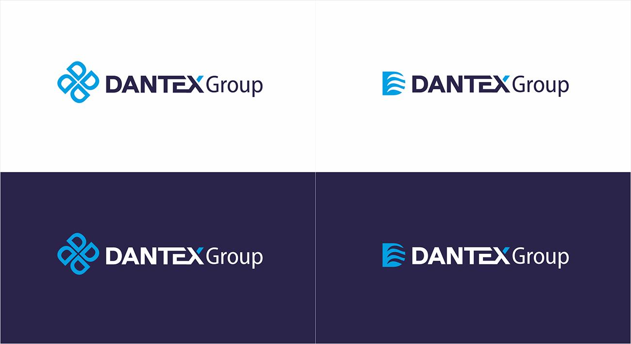 Конкурс на разработку логотипа для компании Dantex Group  фото f_5415c1175d462239.png