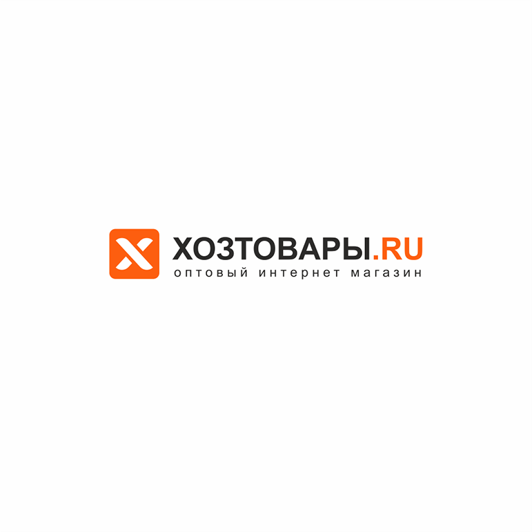 Разработка логотипа для оптового интернет-магазина «Хозтовары.ру» фото f_808606def3fed62d.png