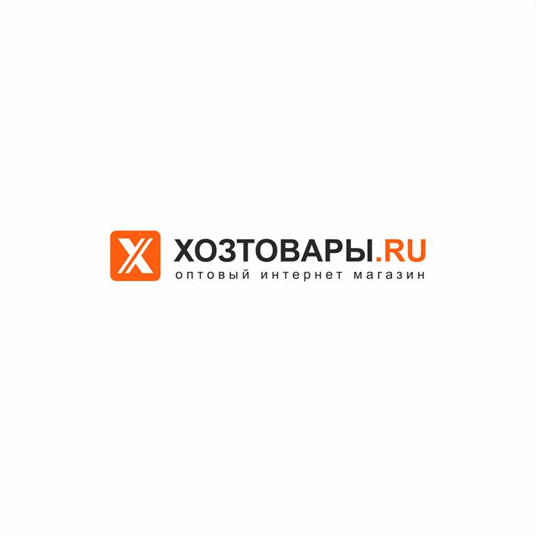 Разработка логотипа для оптового интернет-магазина «Хозтовары.ру» фото f_983606e0f459749b.png