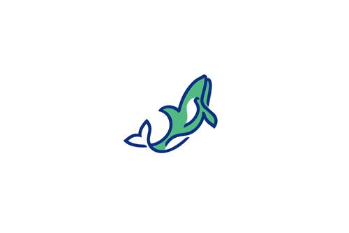 Разработка фирменного символа компании - касатки, НЕ ЛОГОТИП фото f_2095afe9959e025f.png