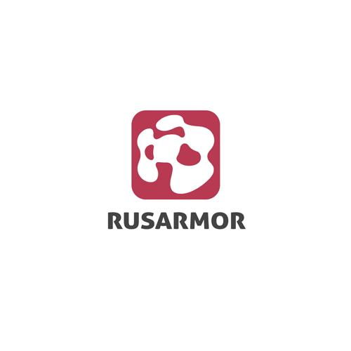 Разработка логотипа технологического стартапа РУСАРМОР фото f_2315a07296b05d1e.png