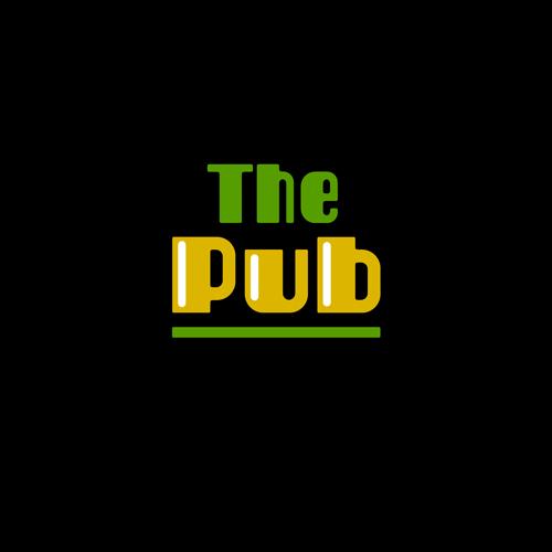 """Разработка логотипа торговой марки """"THEPUB"""" фото f_28051e183a686afb.png"""