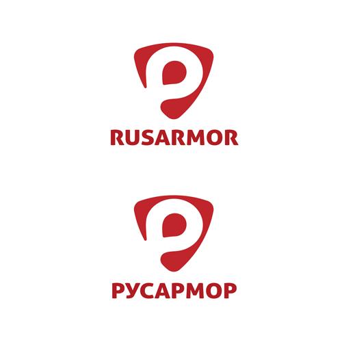 Разработка логотипа технологического стартапа РУСАРМОР фото f_7425a06cf60567f2.png