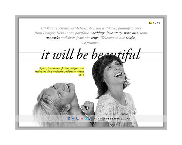 It will be beautiful: фотопортфолио