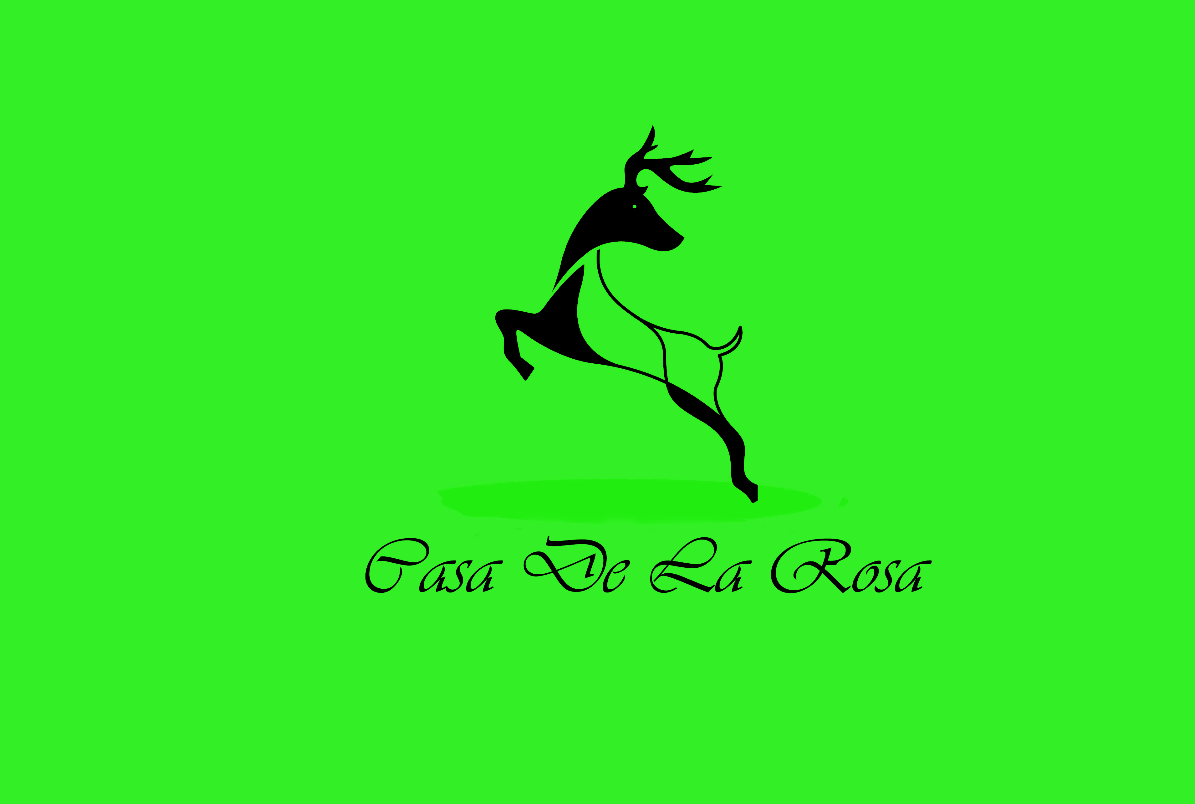 Логотип + Фирменный знак для элитного поселка Casa De La Rosa фото f_3145cd337a4652ae.png