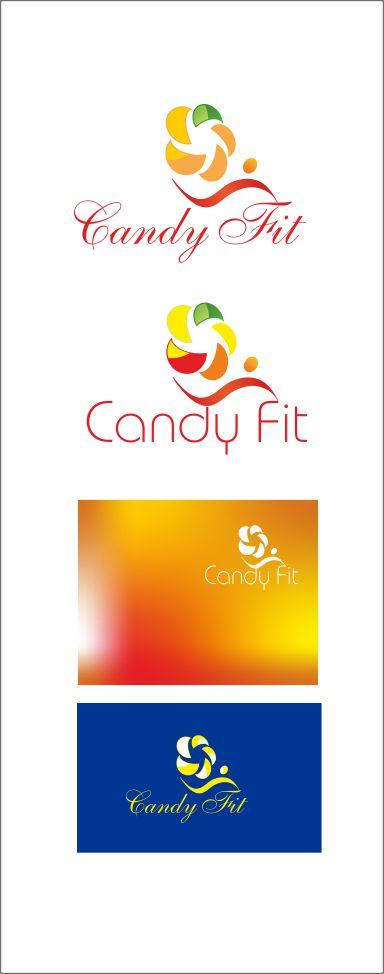 """Разработать логотип для """"CandyFit"""" фото f_08551e04aa220640.jpg"""