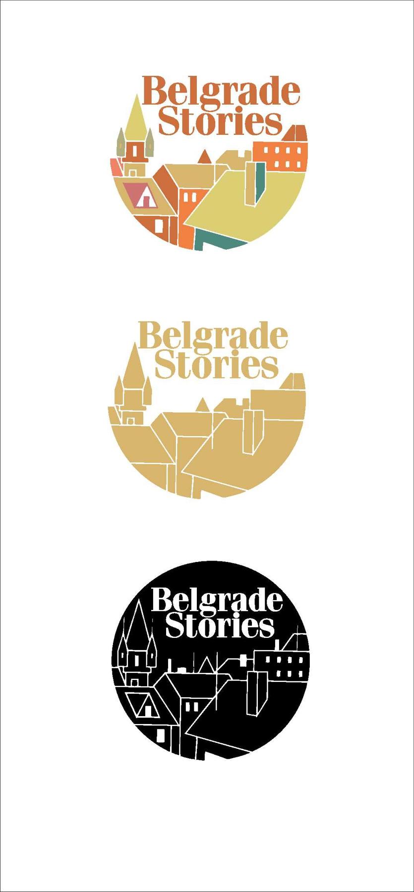 Логотип для агентства городских туров в Белграде фото f_7695891c887d687e.jpg