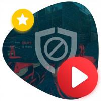 Рекламный ролик для патруля CS GO ютуб