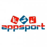Разработка логотипа для спортивного магазина