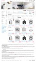 сайт продажи светильников