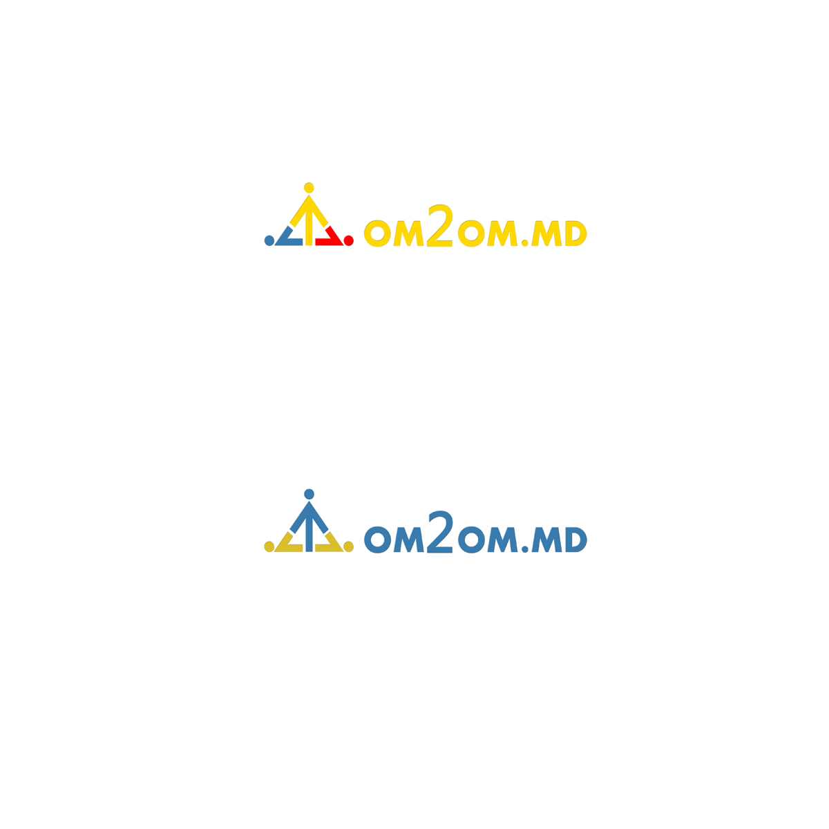 Разработка логотипа для краудфандинговой платформы om2om.md фото f_0625f58b5aa669e5.jpg