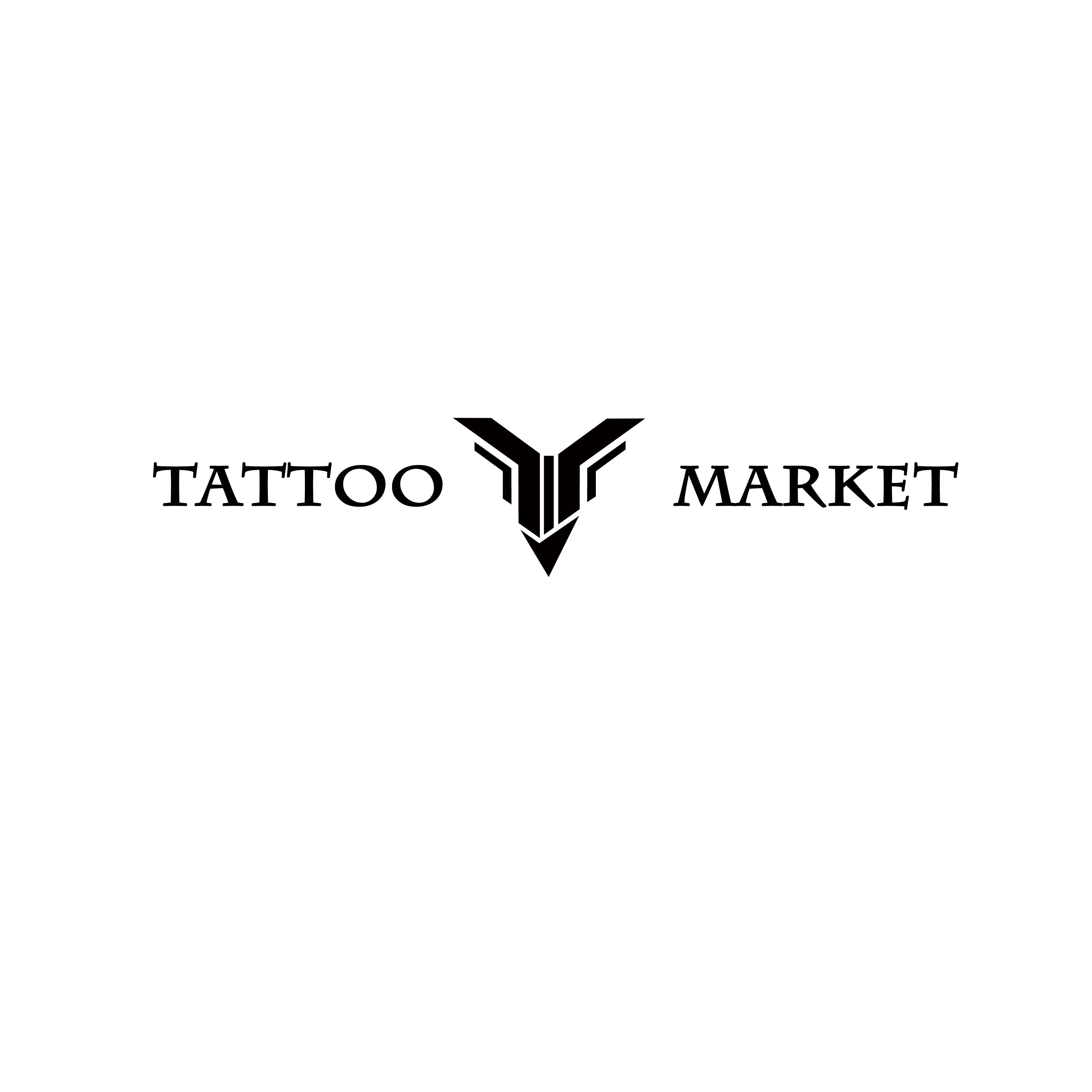 Редизайн логотипа магазина тату оборудования TattooMarket.ru фото f_1125c3a6684ac5c7.jpg