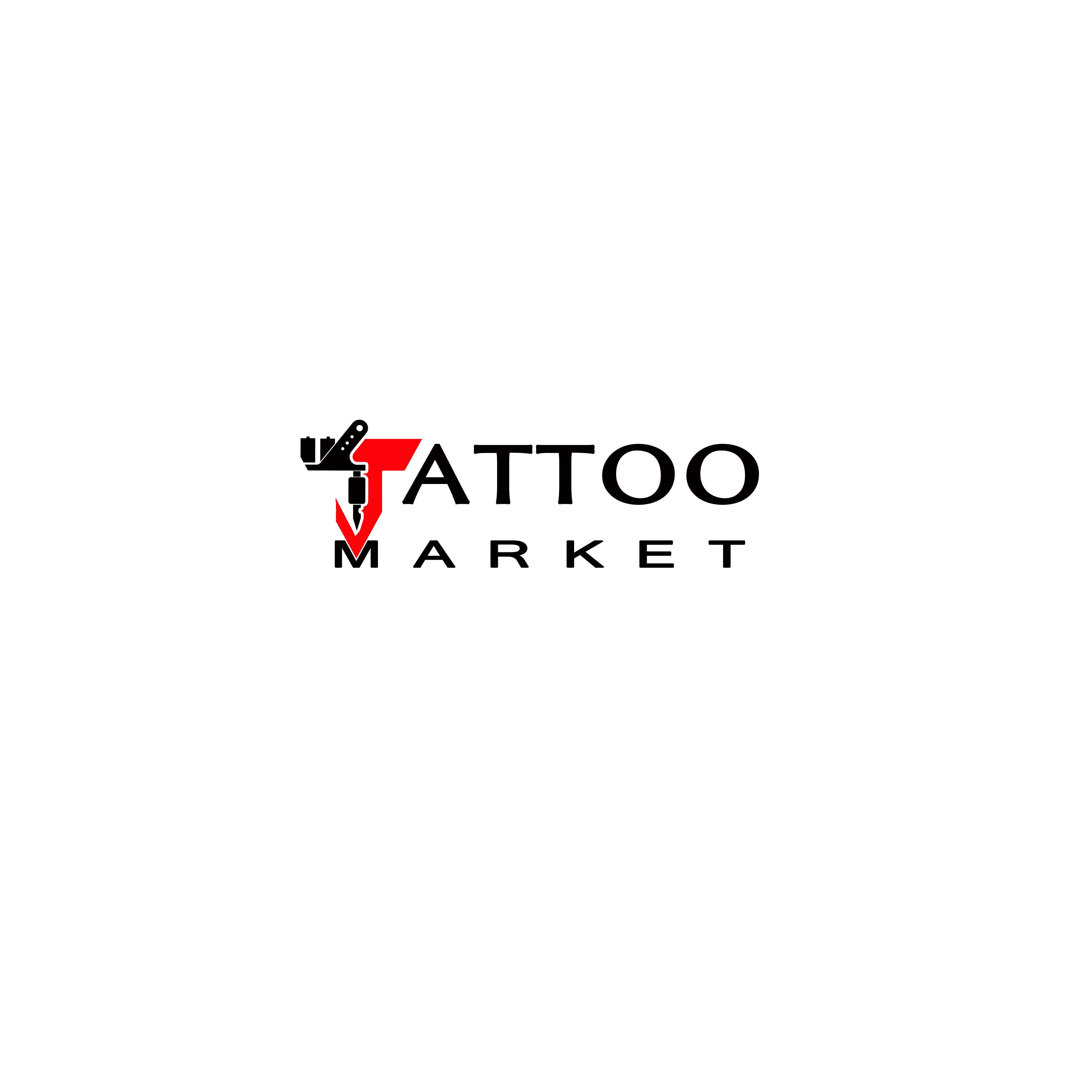 Редизайн логотипа магазина тату оборудования TattooMarket.ru фото f_1375c465bb4d4121.jpg