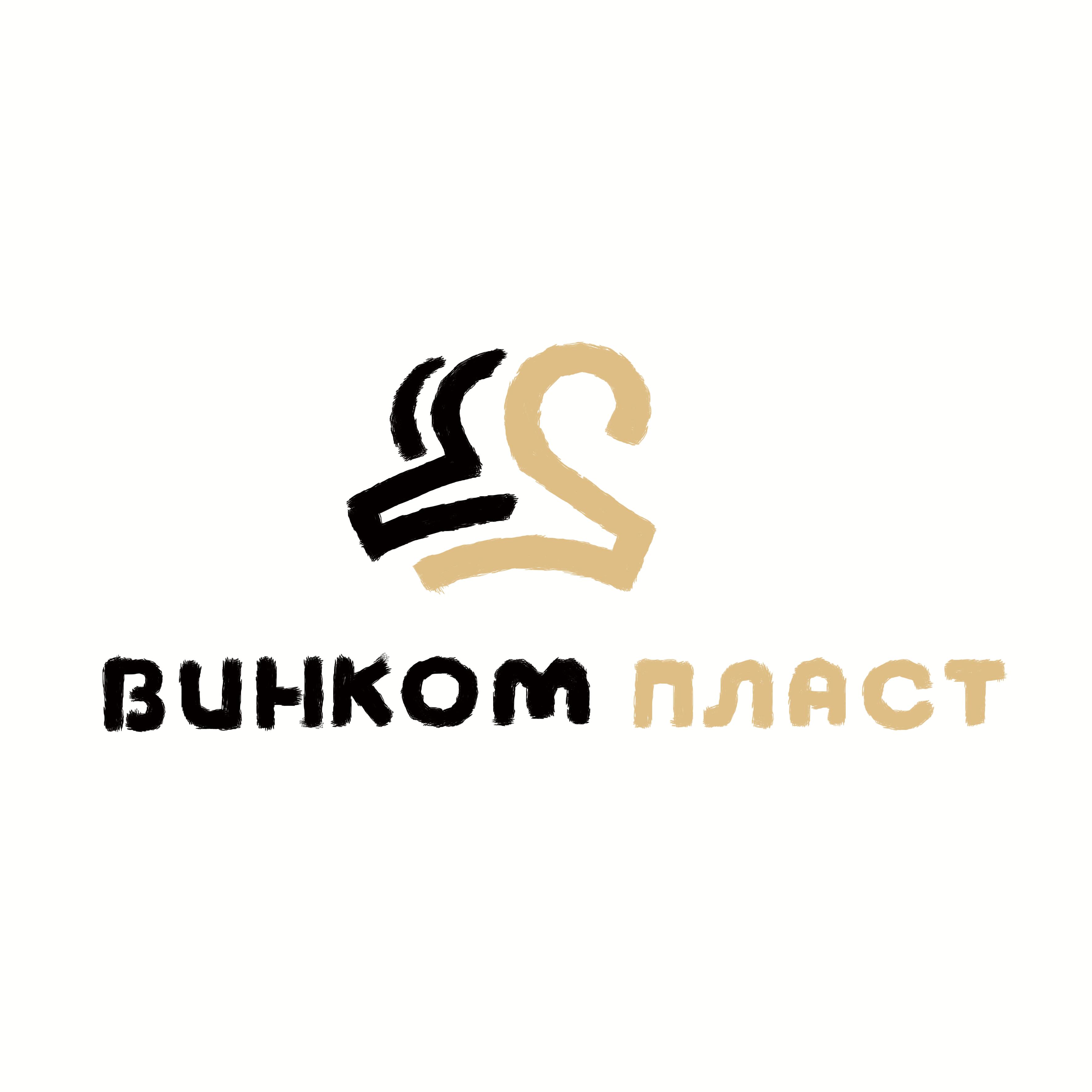 Логотип, фавикон и визитка для компании Винком Пласт  фото f_2505c35d95b56a30.jpg