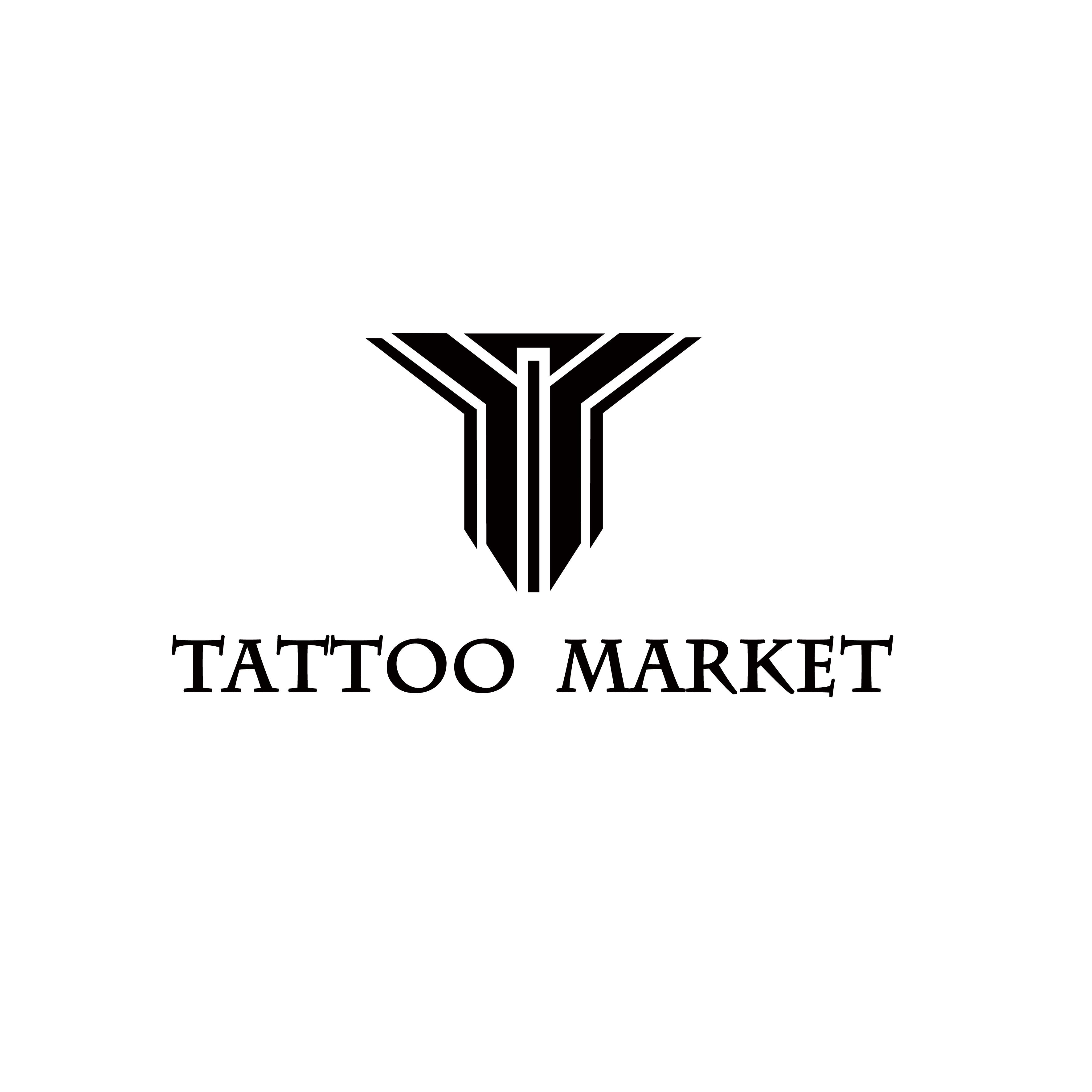 Редизайн логотипа магазина тату оборудования TattooMarket.ru фото f_3275c39ce9039b9b.jpg