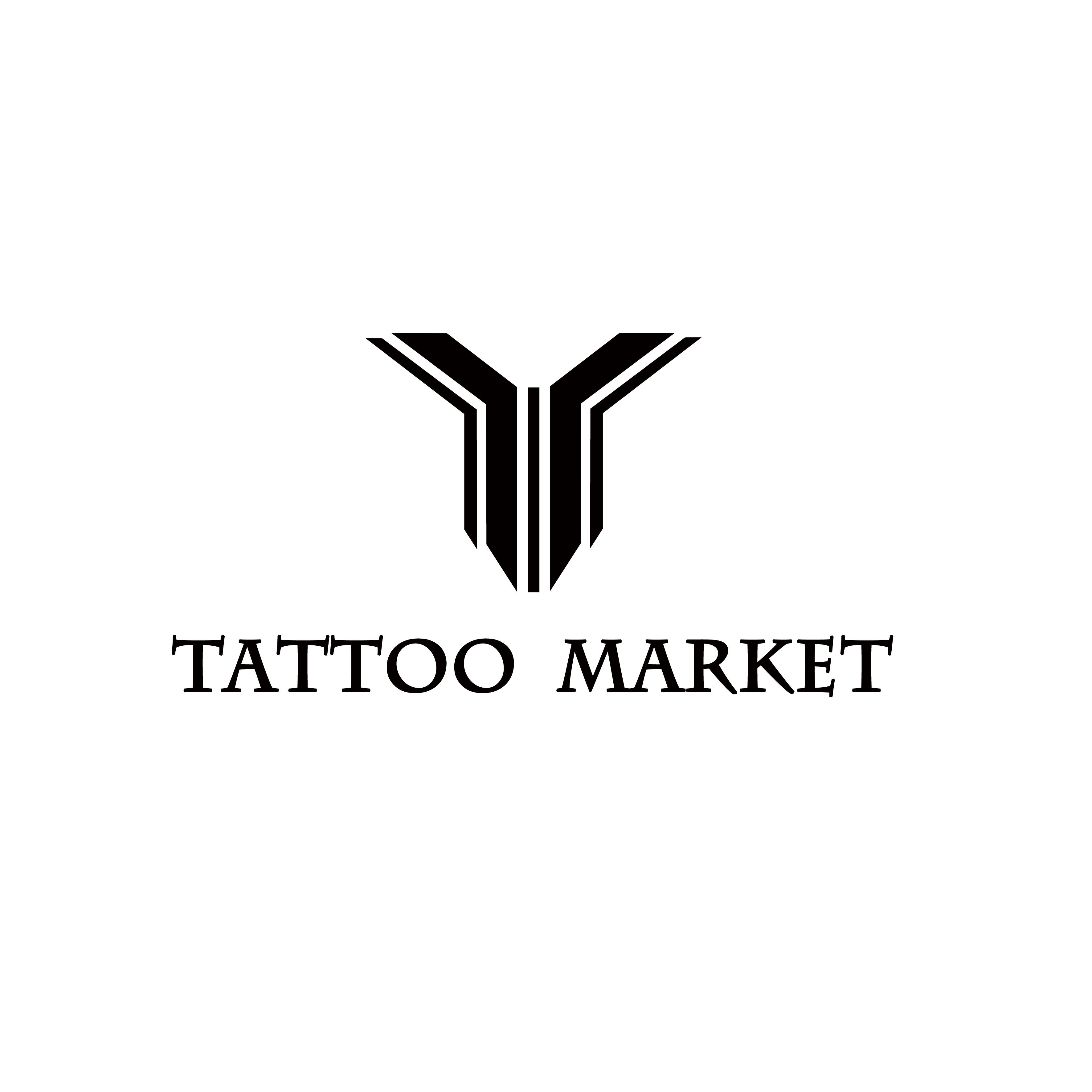 Редизайн логотипа магазина тату оборудования TattooMarket.ru фото f_3395c39cedcc509c.jpg
