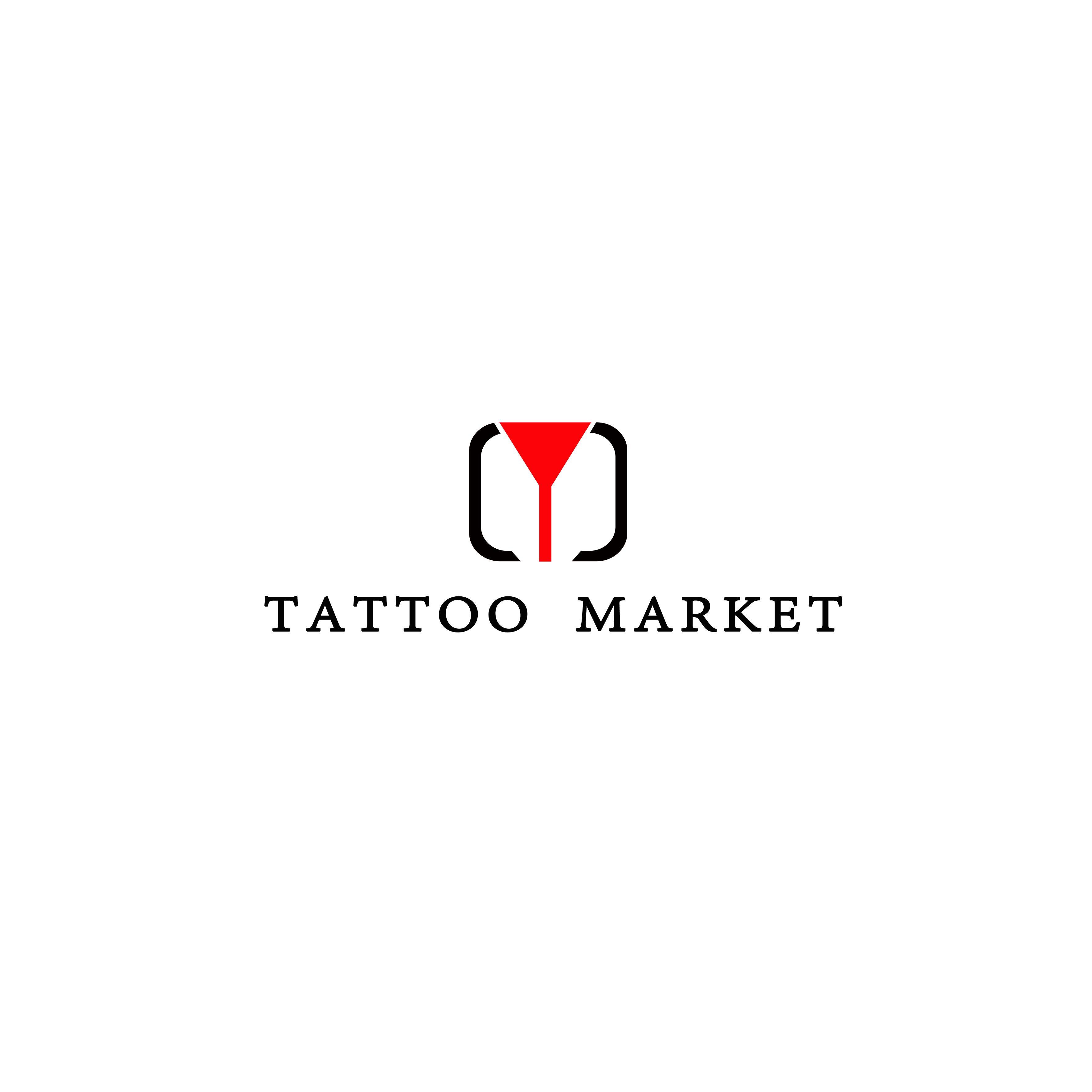 Редизайн логотипа магазина тату оборудования TattooMarket.ru фото f_3995c3c807ee495d.jpg
