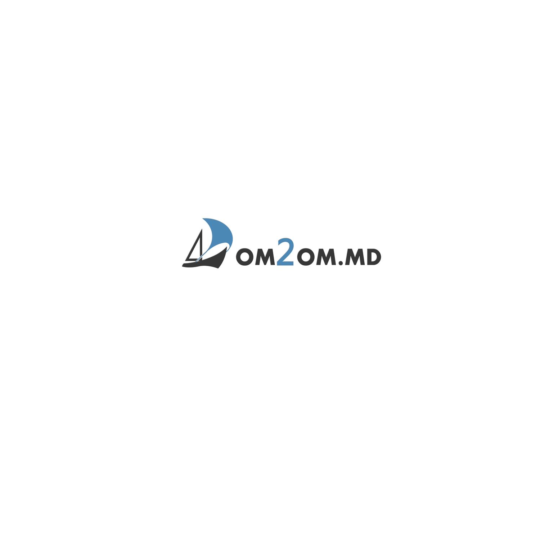 Разработка логотипа для краудфандинговой платформы om2om.md фото f_5355f5e851373d32.jpg