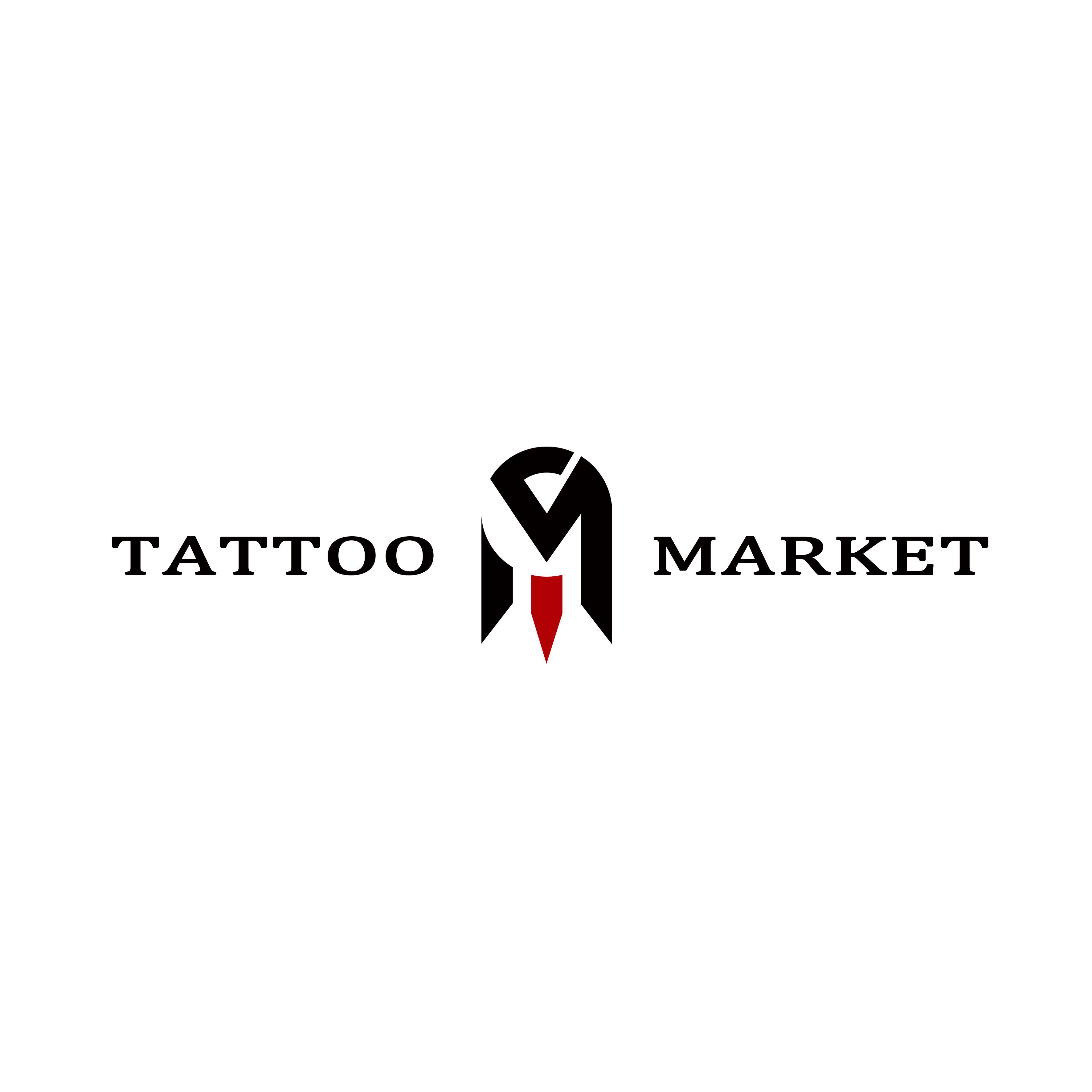 Редизайн логотипа магазина тату оборудования TattooMarket.ru фото f_5675c3dffa1b18a7.jpg