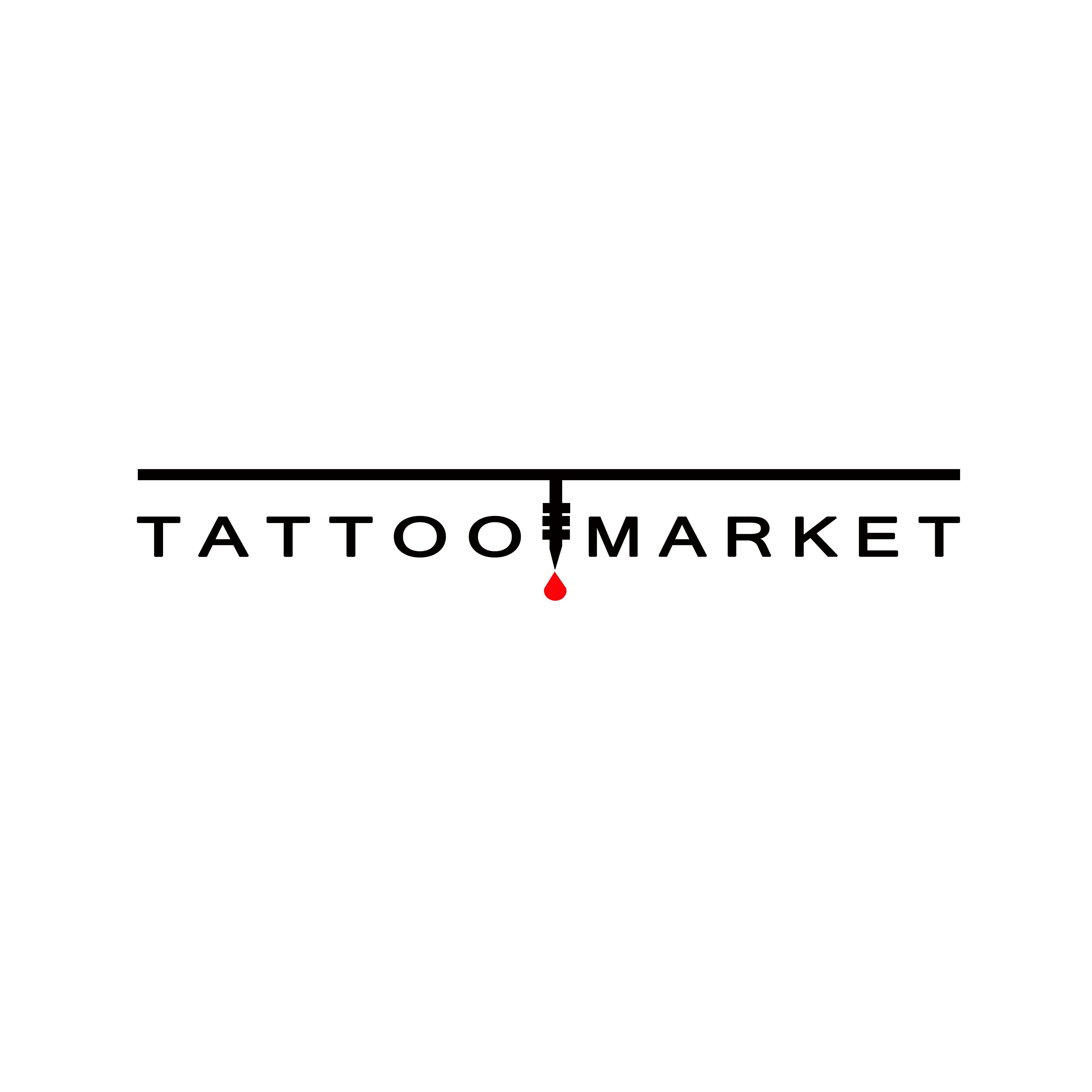 Редизайн логотипа магазина тату оборудования TattooMarket.ru фото f_5745c3e6e31dae5f.jpg