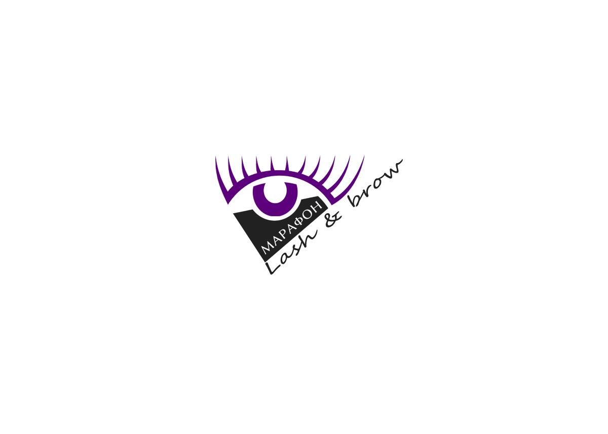 "Создание логотипа мероприятия ""Марафон Lash&Brow"" фото f_64158f8ac2da1d58.jpg"