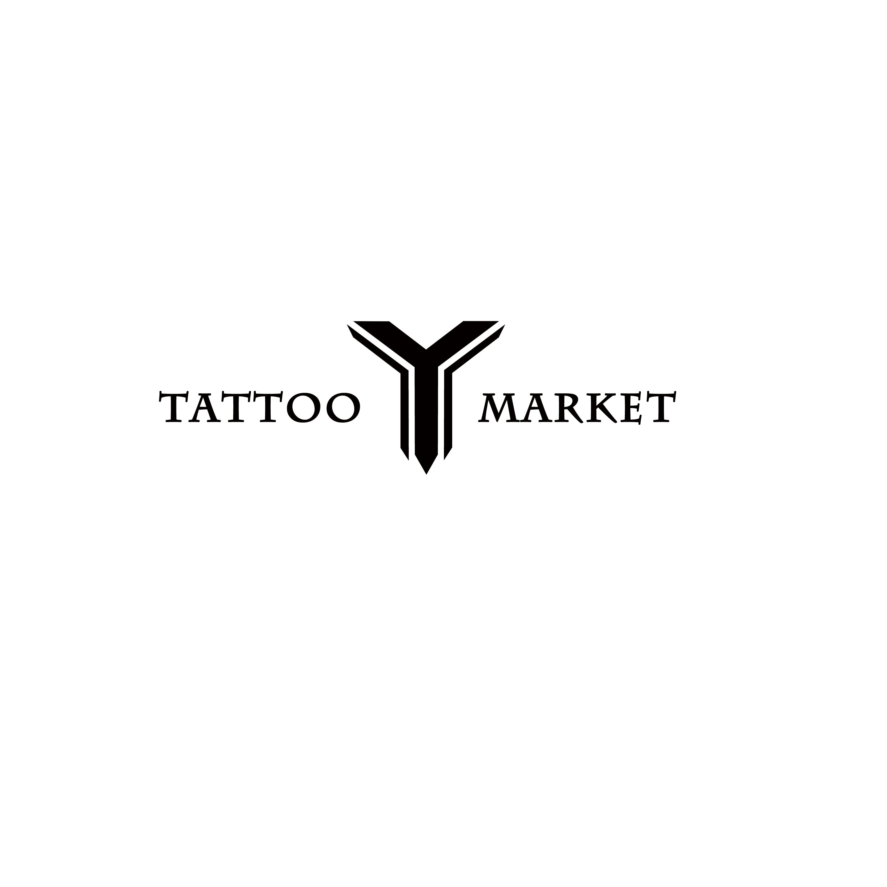 Редизайн логотипа магазина тату оборудования TattooMarket.ru фото f_9315c3a6639b7553.jpg