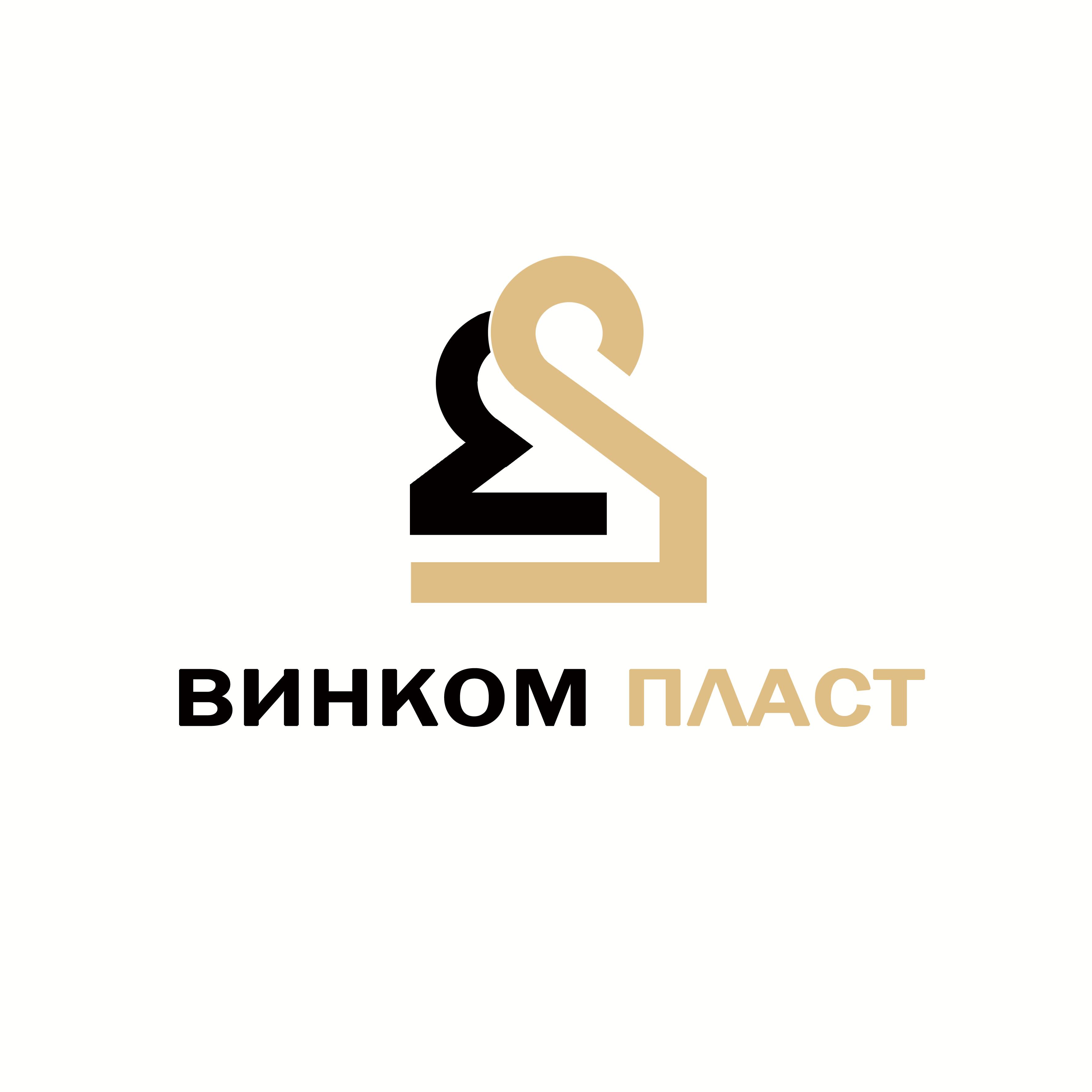 Логотип, фавикон и визитка для компании Винком Пласт  фото f_9945c35d250c38a2.jpg
