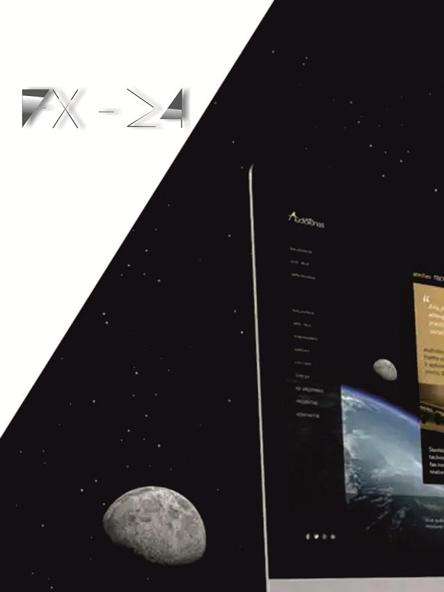 Разработка логотипа компании FX-24 фото f_3485458b4e143d78.jpg