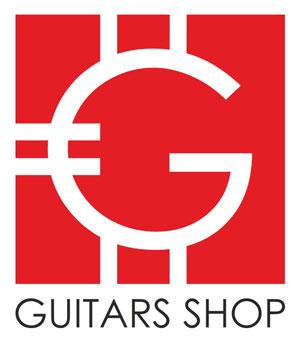 Логотип музыкального онлайн магазина «Guitar Shop»