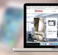 Сайт компании Unitex