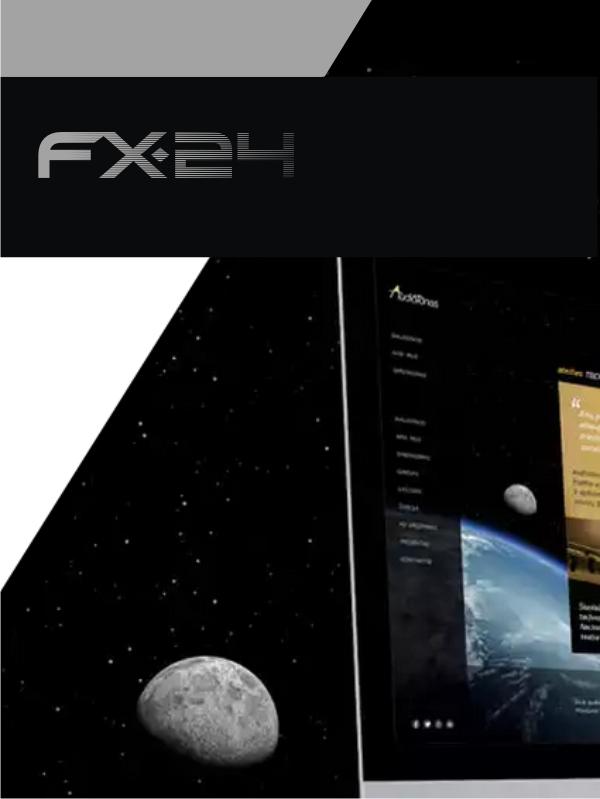 Разработка логотипа компании FX-24 фото f_00954523e0c73fbc.jpg
