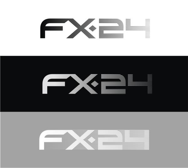 Разработка логотипа компании FX-24 фото f_35554523e07472c5.jpg