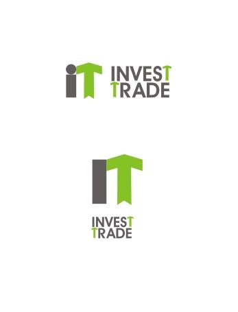Разработка логотипа для компании Invest trade фото f_364511e8760c300a.jpg