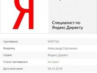 Создание Компании Яндекс Директ или Гугл Адвордс с гарантией качества