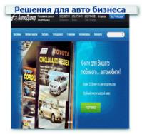 Решения для авто бизнеса Внутренняя оптимизация +  Поисковое продвижение (SEO)  ТОП 1-5 (62 запроса)