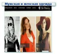Женская и мужская одежда Внутренняя оптимизация + Поисковое продвижение (SEO) ТОП 1-5 (105 запросов)
