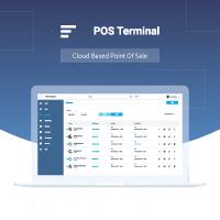 POS Terminal - (AngularJS + Java Spring Framework)