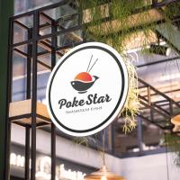 Pokestar. Ресторан паназиатской кухни