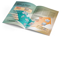 Инфографика для журнала «Расчет»