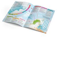Инфографика для журнала «GEO»
